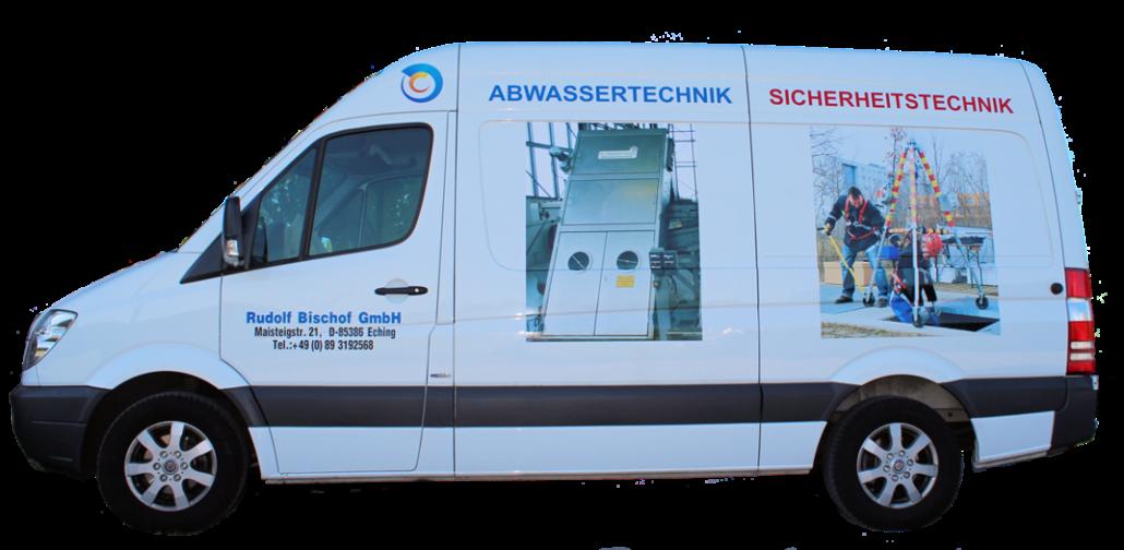 Rudolf Bischof GmbH Sprinter Service-Sprinter Servicesprinter