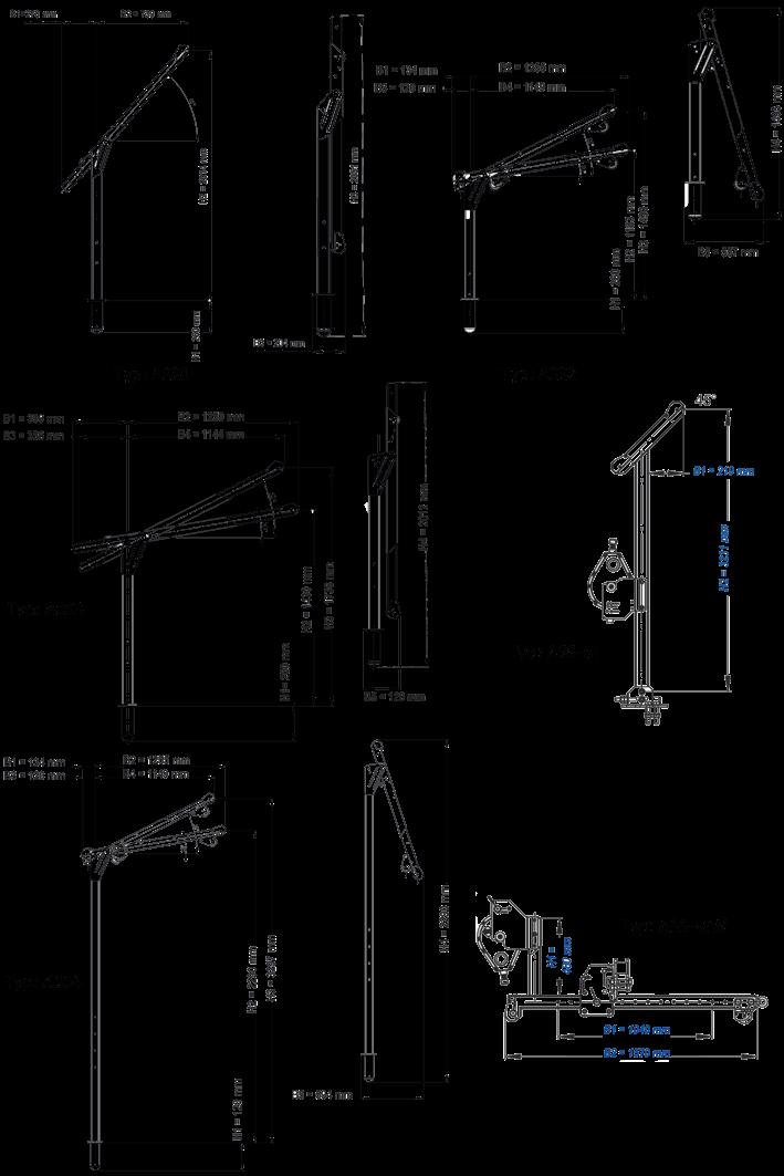 AASS-1 AASS-2 AASS-3 AASS-4 AASS-M AASS-MW Kragarm IKAR Bodenhülse Wandhülse Bodenhülse-Kernloch Personensicherung Absturzsicherung Rettung Verunglückter Kanaleinstieg Schachteinstieg Höhensicherungsgerät Absturzsicherungsgerät Lastwinde